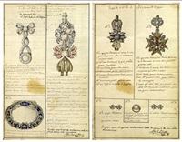 diseños de joyas (pair) by michelo lafrano