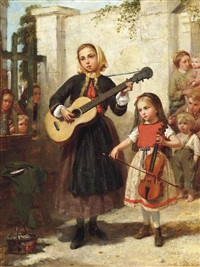the young maestros by charles auguste romain lobbedez