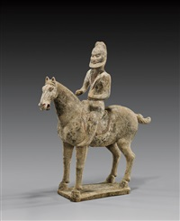 equestrian by anonymous-chinese (tang dynasty)