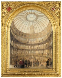 the new coal exchange, st. mary-at-hill, lower thames street, london by james bunstone bunning