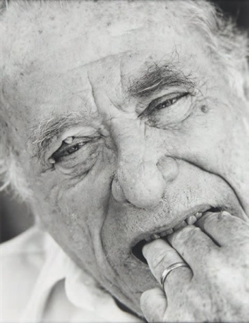 charles bukowski san pedro by herb ritts