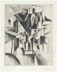 cubiste village, or la ville de tous by albert gleizes