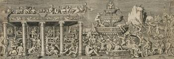 description des anciens bains romains by jaspar de isaac
