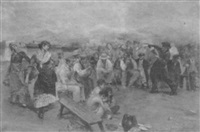 a gathering by e. scognamiglio