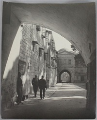 a corner of jerusalem by eleanor parke custis