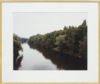 angler, mühleim an der ruhr by andreas gursky