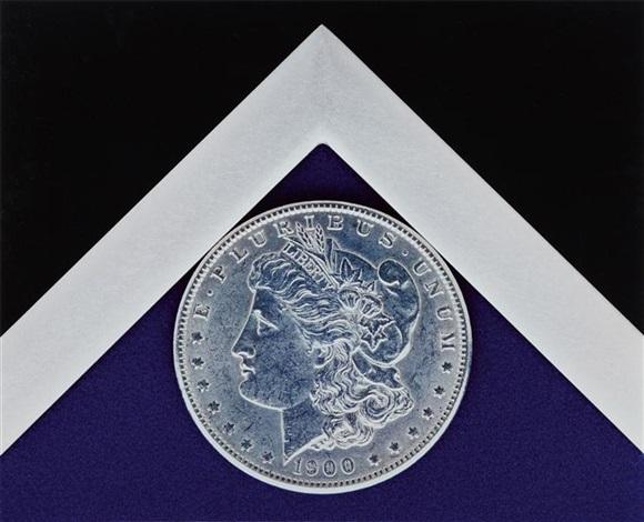 silver dollar by robert mapplethorpe