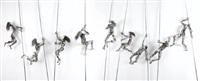 melompat lebih tinggi (jumping higher) (in 9 parts) by putu sutawijaya