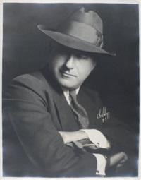 portrait de cecil b. demille by irving chidnoff