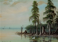 lake pontchartrain by george david coulon