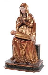 madonnenfigur by giovanni zabellana