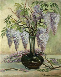 lilacs by simkha simkhovitch