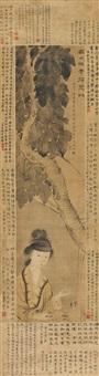 年年织素攒双蛾 by jiang xun