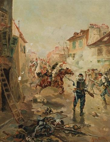 the battle by alphonse marie de neuville