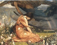 the garden of adonis-amoretta and time by john dickson batten
