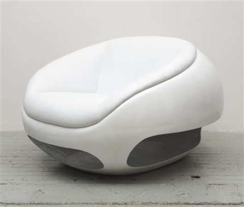 lounge chair by mario sabot
