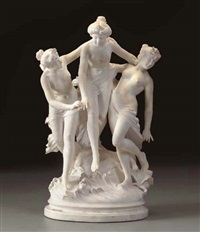 the three graces by ferdinando andreini