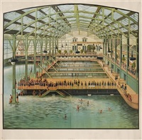 sutro baths by posters: sports