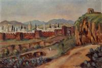 les murailles de fès by albert lepreux