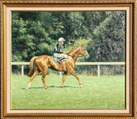 lanfranco - steve cauthen by roy miller