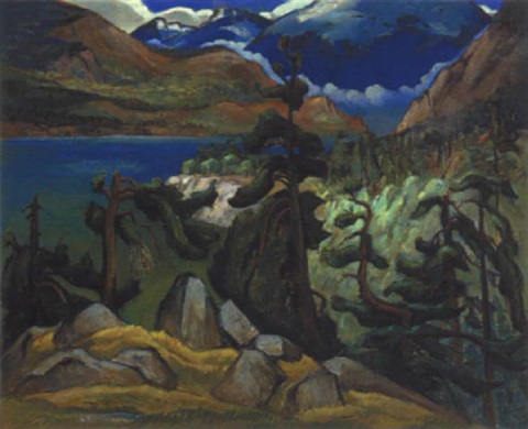 the sound british columbia by patrick george cowley brown