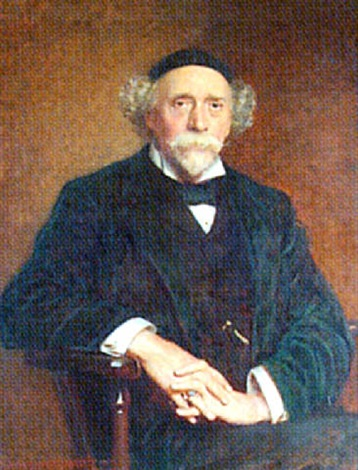 portrait of th worrall esq by daniel albert wehrschmidt
