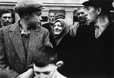 mayday moscow by william klein