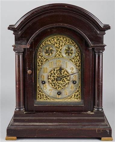 Bailey Banks Biddle Mantel Clock By Bailey Banks And Biddle On Artnet