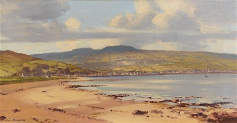 carnlough by sam mclarnon on artnet