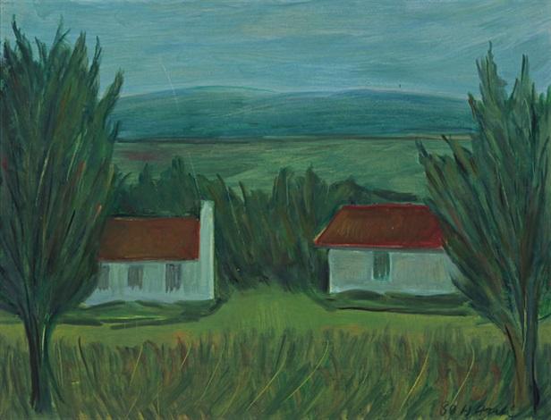 landscape by hakki anli