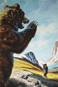 facing the kodiak bear by john r. mcdermott