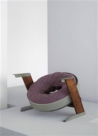 prototype chair by max jules gottschalk