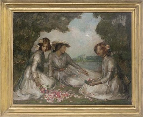 an arcadian idyll by constance rae