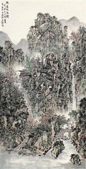源远流长图 by ji jianqing