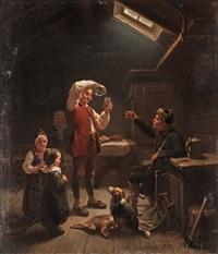 the return of the hunter by bengt nordenberg