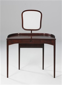 dressing table by carl malmsten