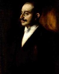 fürstenporträt (hohenlohe-schillingsfürst?) by leo samberger