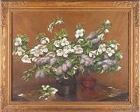 springtime flowers by charles andrew hafner