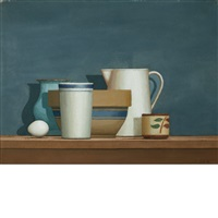 untitled (still life) by william h. bailey