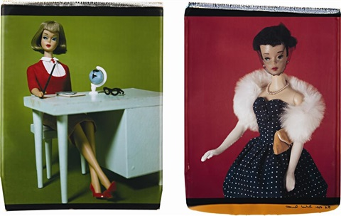 untitled another 2 works from barbie millicent roberts an original series by david levinthal