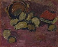 pommes de terre et casserole by hans berger