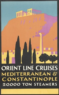 orient line cruises by horace weston taylor