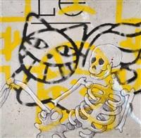 squelette de femme by m. chat (vuille)