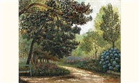 jardin fleuri by sam markitant