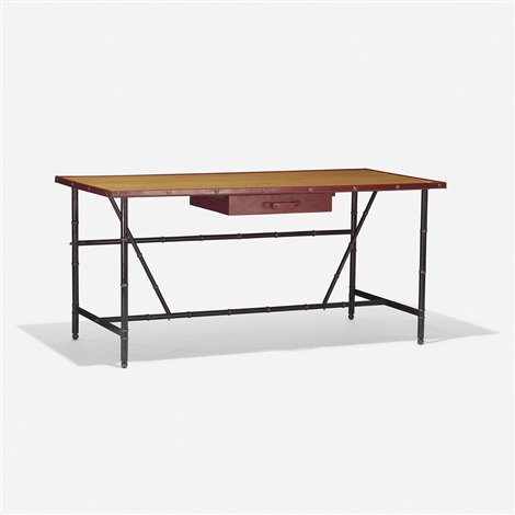 desk by jacques adnet