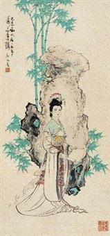 幽篁读书 by gu bingxin