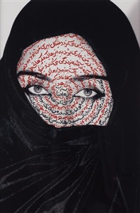 artwork by shirin neshat