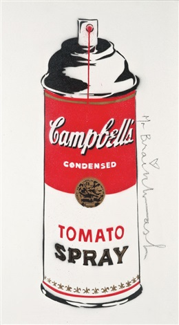 tomato spray by mr brainwash