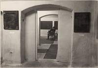 première exposition personnelle by jan svoboda