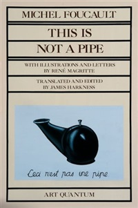 this is not a pipe (second version) by shaun gladwell